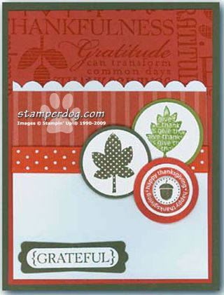 Stampin' Up! Card Idea