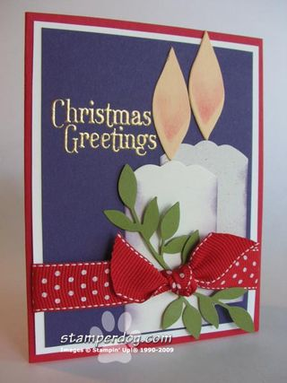 GGreetings-Candles