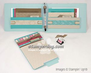 Make 6 Cards, Stationery Holder & more!